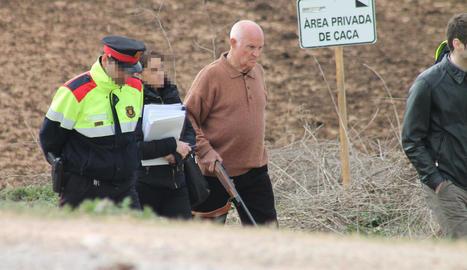 El caçador condemnat per matar un pagès a Santa Maria de Montmagastrell ha sol·licitat l'indult.