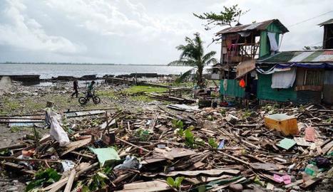 Molts desastres naturals són conseqüència del mode de vida.