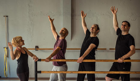 En el nou espectacle els components de La Baldufa s'enfrontaran a la dansa, una disciplina fins ara desconeguda per a ells.