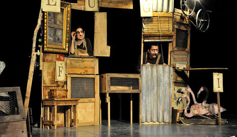 Els lleidatans Zum Zum Teatre actuaran al 'Castellserà de Nit'.