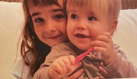 La dos nenes que van desaparèixer a finals d'abril a Tenerife.