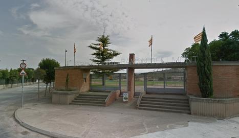 Camp de futbol de l'Arbeca