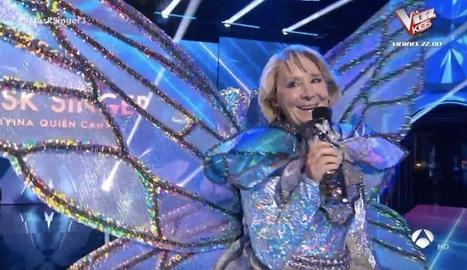 Esperanza Aguirre és la papallona