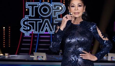 La Pantoja a 'Top Star'.