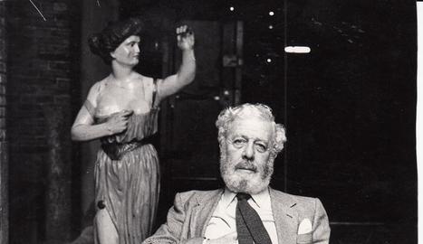 El cineasta Luis García Berlanga, mort el novembre del 2010.
