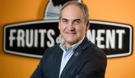 Josep Presseguer, CEO del Grup Cooperatiu Fruits de Ponent.