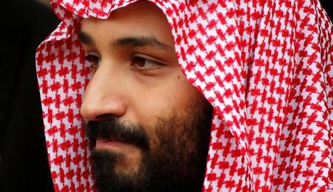El príncep Mohamed bin Salman.