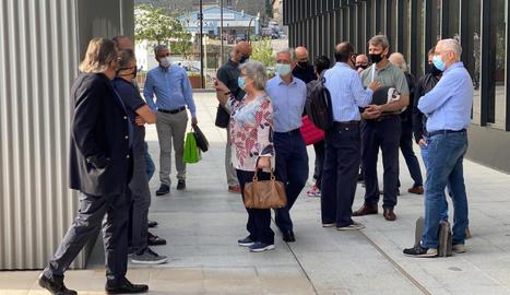 L'exconseller delegat de Banca Privada d'Andorra defensa l'eficàcia dels sistemes de control de l'entitat financera