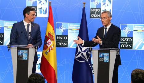 Espanya acollirà la pròxima cimera de l'OTAN el 2022