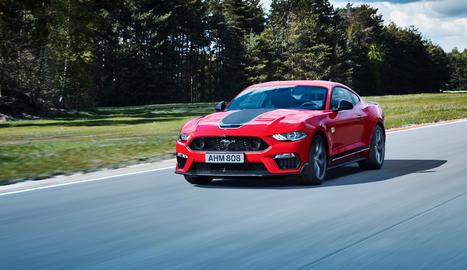 Ford ha anunciat que les entregues a Europa del nou Mustang Mach 1 ja estan en marxa.