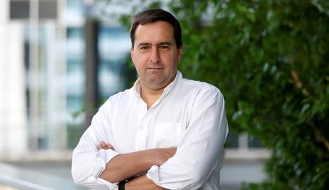 Juan José Divassón, director d'Estratègia i Producte de Salut Financera a BBVA.