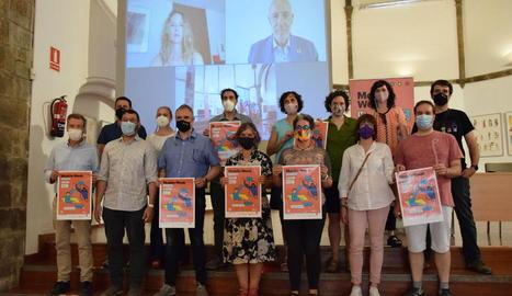 L'ajuntament va presentar ahir el programa d'activitats.