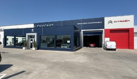 La nova marca mundial de vehicles Stellantis arriba a Balaguer