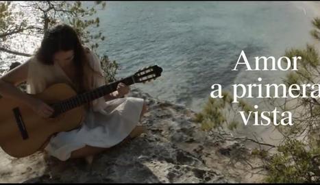 Frame de l'anunci 'Amor a primera vista'