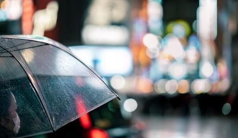 Avui tocarà treure el paraigües a gairebé tota la demarcació de Lleida.