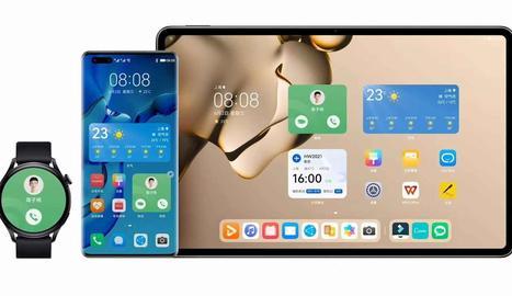 Huawei ataca Android