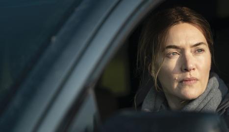 La gran Kate Winslet, plena d'intriga