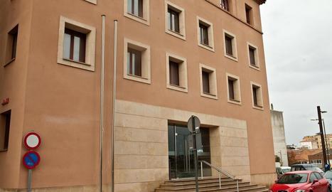 Imatge d'arxiu de la seu del consell de la Segarra.