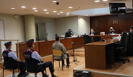 El judici es va celebrar el 19 de maig passat a l'Audiència de Lleida.