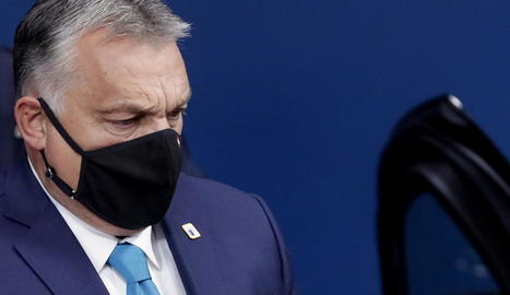 El primer ministro hungarés, Viktor Orban.