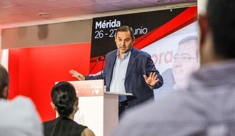 Ábalos assegura que el que molesta el PP és que el PSOE governi.