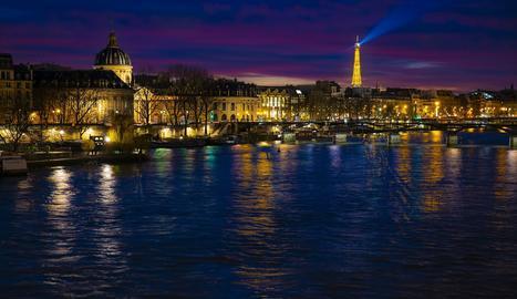 Les ciutats cada vegada estan més il·luminades.