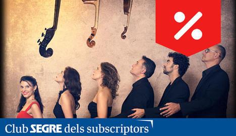 La soprano Anaïs Oliveras juntament amb l'Ensemble La Clementina, interpretaran l'Stabat Mater de Boccherini en vàries localitats del pirineu.