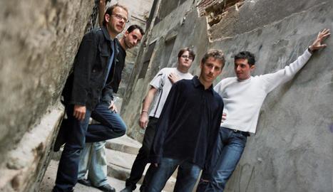 El quintet del Pla d'Urgell llançarà setmanalment a Spotify els seus quatre nous temes.