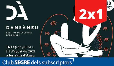 El Festival de Cultures del Pirineu, Dansàneu, celebra enguany el seu 30è aniversari.
