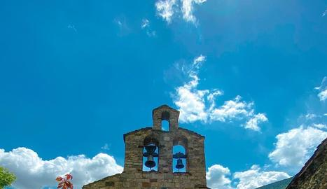 @jmroma66. Per visitar Santa Maria de Cardet i la resta d'esglésies de la Vall de Boí, consulteu el web vallboi.cat.