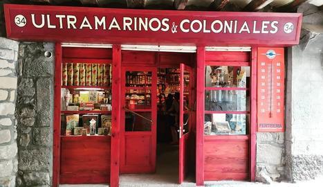 @xrlleida. Les botigues de Salàs de Pallars només es poden visitar mitjançant el servei de visites guiades i els horaris i les reserves han de tramitar-se al web del Museu, botiguesmuseusalas.cat.