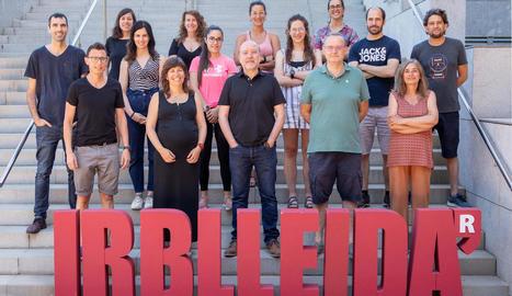 L'equip de Fisiopatologia Metabòlica de l'Institut de Recerca Biomèdica de Lleida (IRBLleida).