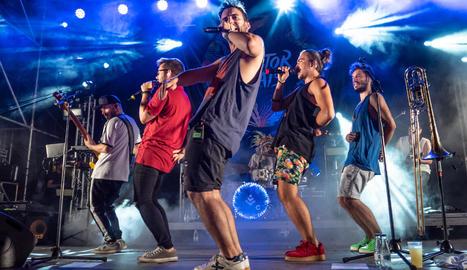 La popular banda de Terrassa pararà a Lleida el 28 de setembre en el seu actual 'Massa Bé Tour'.