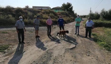 El PP denuncia que un camí a Marimunt porta 23 anys sense arreglar-se