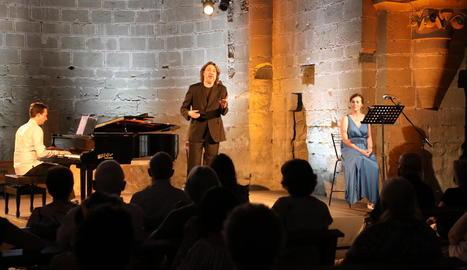 Espectacle amb poesia de Carner, a les Franqueses de Balaguer