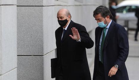 El que va ser ministre d'Interior amb el PP Jorge Fernández Díaz, en una foto d'arxiu.
