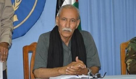 Brahim Ghali.