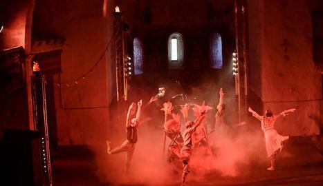 El Dansàneu acaba a Lleida TV