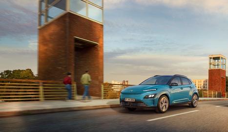 Per gaudir de l'asfalt de forma sostenible, Hyundai ofereix cinc tecnologies electrificades (48 V, híbrid, híbrid endollable, elèctric i de pila d'hidrogen).