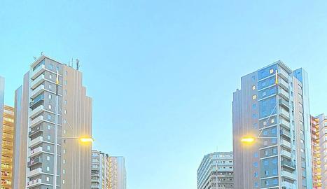 El piragüista lleidatà Saúl Craviotto posa a Tòquio, on participa en uns Jocs per quarta vegada.