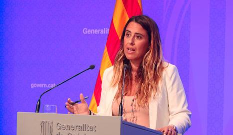 El Govern acorda formalment impulsar la candidatura d'uns Jocs Olímpics d'Hivern Barcelona-Pirineus