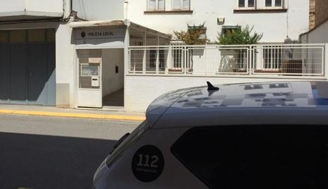 La Policia Local d'Alcarràs compta amb dotze agents en l'actualitat.