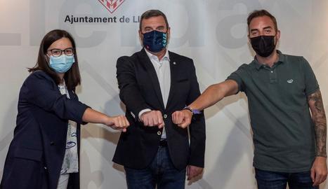 El pavelló Onze de Setembre de Lleida continuarà funcionant com a punt de vacunació fins a finals d'any