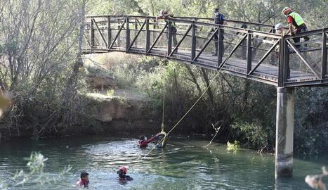 Un adolescent va morir ofegat el 12 de juny passat al canal de Balaguer a Lleida.