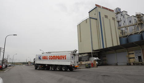Instal·lacions del Grup Vall Companys al polígon industrial El Segre de Lleida.