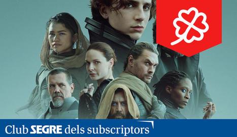 'Dune' és una pel·lícula de ciència-ficció que arriba als cinemes el proper divendres, 17 de setembre.