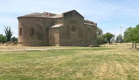 L'antic monestir de santa Maria de les Franqueses.