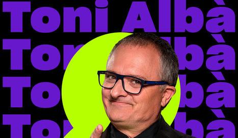 Toni Albà, ara a 8TV.