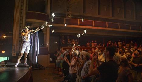 Ritme antològic flamenc amb Chicharrón a la Ciutat Reguer.