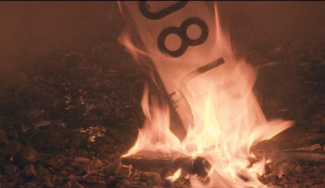 Un cotxe incendiat a prop del pantà de Foix va obrir el cas.